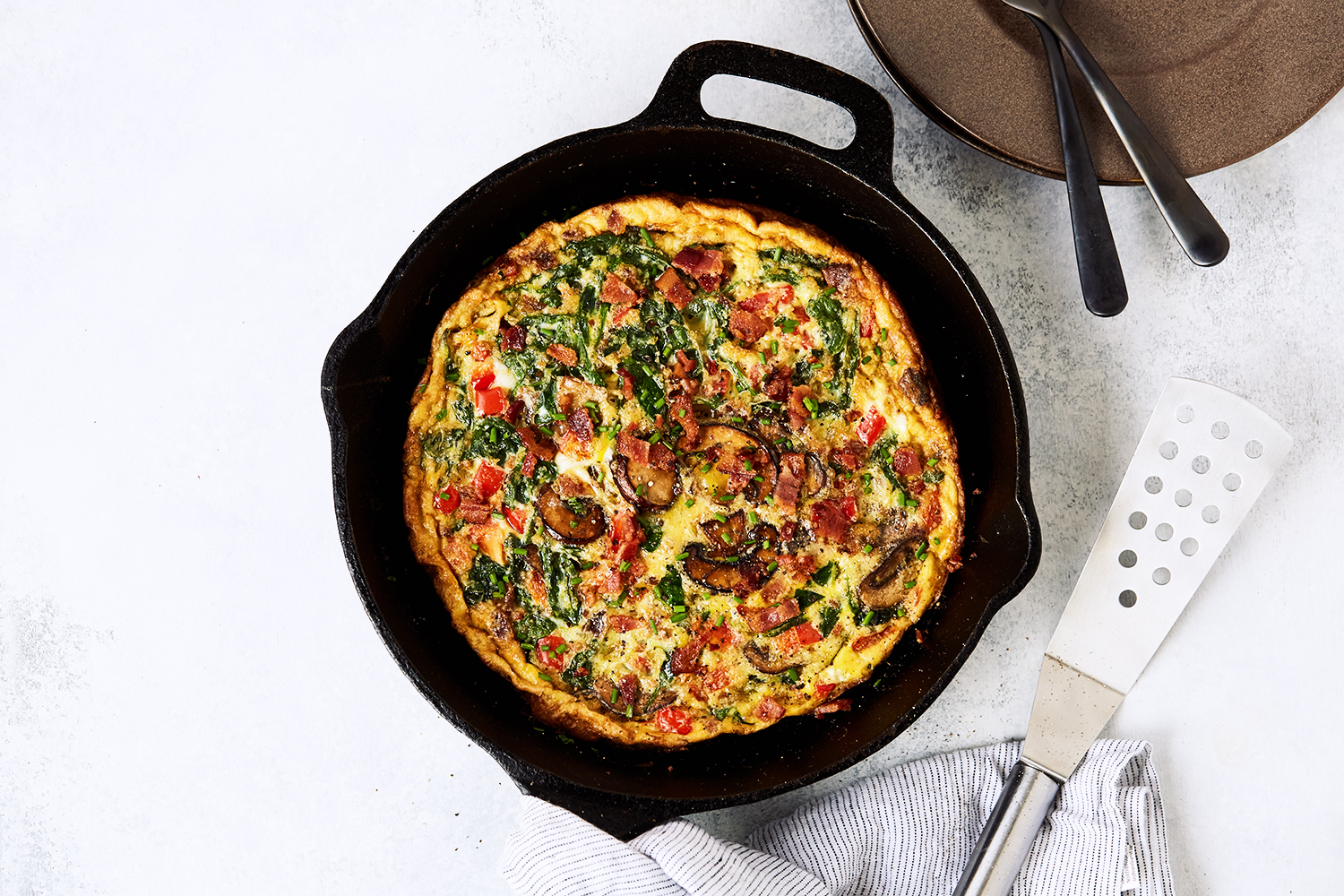 How To Make The Perfect Leftovers Frittata Great For Brunch Or Meal Prep Tasty Yummies