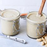 Vanilla Bean Macadamia Cashew Keto Butter {Whole30, Paleo}