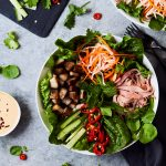 Banh Mi Salad {Keto, Paleo, Whole30}