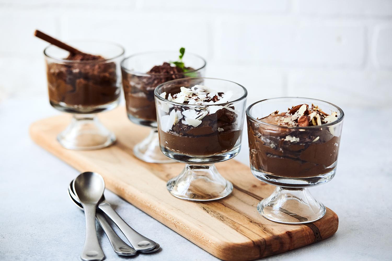 Keto Chocolate Avocado Pudding Tasty Yummies
