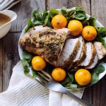Herb Roasted Turkey Breast {Gluten-free, Paleo, Keto, Whole30}