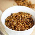 Pumpkin Spice Granola, Gluten-Free