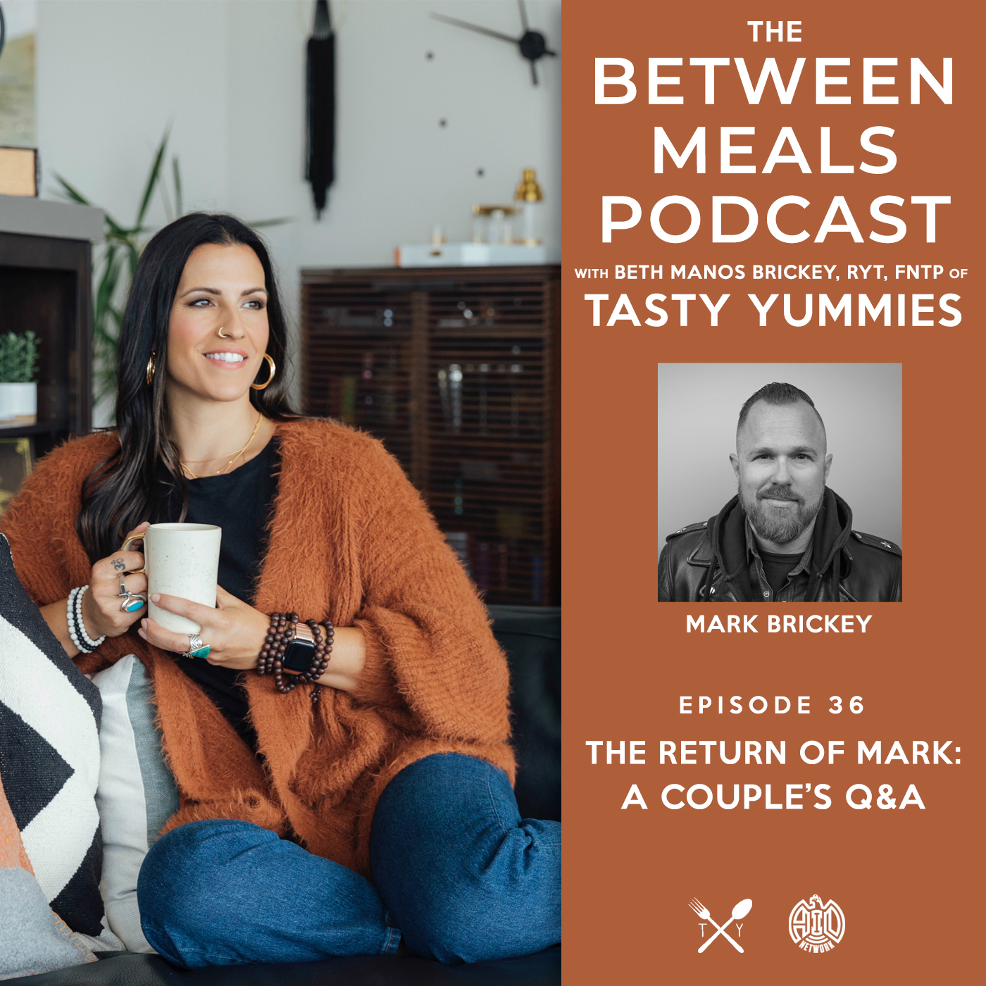 Between Meals Podcast. Episode 36: The Return of Mark. A Couple?s Q&A.