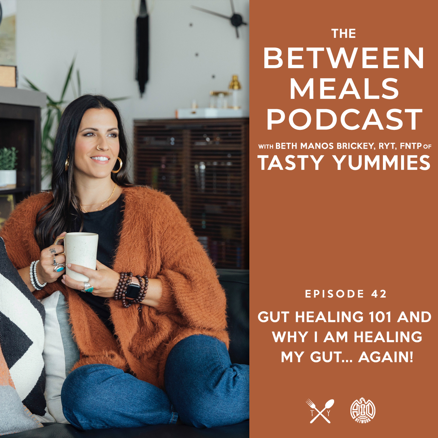 Between Meals Podcast. Episode 42: Gut Healing 101 and Why I am Healing My Gut… AGAIN!