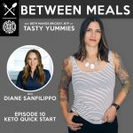 Between Meals Podcast. Episode 10: Keto Quick Start with Diane Sanfilippo