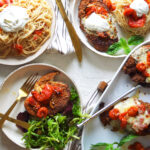 Gluten Free Chicken Parmesan {grain-free with options for paleo, keto + Whole30}